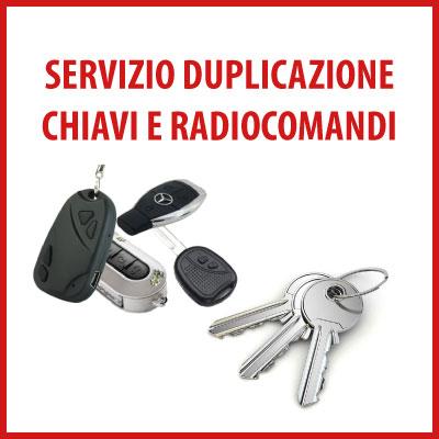 duplicazione chiavi Genova